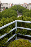Bildno.: 12100962<br/><b>Feature: 12100951 - High Gardening</b><br/>Rooftop garden in Antwerp, Belgium<br />living4media / Obijn, Guy