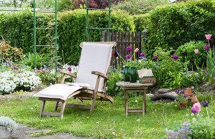 Bildno.: 12237140<br/><b>Feature: 12237139 - Bavarian Spring</b><br/>Allotment garden in Munich<br />living4media / Piru-Pictures