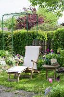 Bildno.: 12237146<br/><b>Feature: 12237139 - Bavarian Spring</b><br/>Allotment garden in Munich<br />living4media / Piru-Pictures