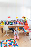 Bildno.: 12271480<br/><b>Feature: 12271451 - Child&#39;s World</b><br/>A special place where children feel at home in Berlin<br />living4media / Scoffoni, Anne-Catherine
