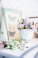 Bildno.: 12272722<br/><b>Feature: 12272716 - Easter Decorations</b><br/>The trends in this decorative scheme are elegant and delicate are<br />living4media / Bildh&#252;bsch