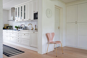Bildno.: 12291716<br/><b>Feature: 12291704 - Frida&#39;s Magic Touch</b><br/>Family home in Uppsala, Sweden has a touch of luxury<br />living4media / Isaksson, Camilla