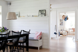 Bildno.: 12291720<br/><b>Feature: 12291704 - Frida&#39;s Magic Touch</b><br/>Family home in Uppsala, Sweden has a touch of luxury<br />living4media / Isaksson, Camilla