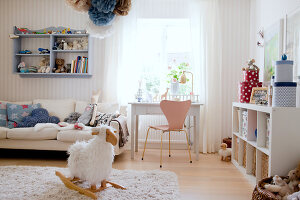 Bildno.: 12291722<br/><b>Feature: 12291704 - Frida&#39;s Magic Touch</b><br/>Family home in Uppsala, Sweden has a touch of luxury<br />living4media / Isaksson, Camilla