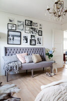 Bildno.: 12291738<br/><b>Feature: 12291704 - Frida&#39;s Magic Touch</b><br/>Family home in Uppsala, Sweden has a touch of luxury<br />living4media / Isaksson, Camilla