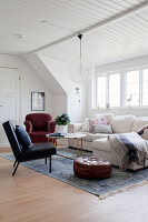 Bildno.: 12291754<br/><b>Feature: 12291704 - Frida&#39;s Magic Touch</b><br/>Family home in Uppsala, Sweden has a touch of luxury<br />living4media / Isaksson, Camilla
