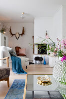 Bildno.: 12291772<br/><b>Feature: 12291704 - Frida&#39;s Magic Touch</b><br/>Family home in Uppsala, Sweden has a touch of luxury<br />living4media / Isaksson, Camilla