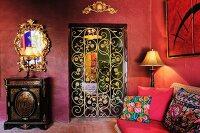 Luxurious Interior Motif
