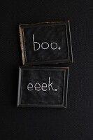 Halloween mottos