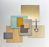 A selection of kitchen cabinet panels