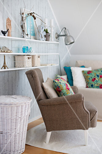 A Swedish home enjoys constant change