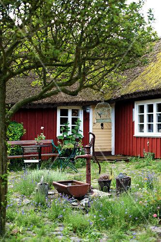 Garden in Lynga