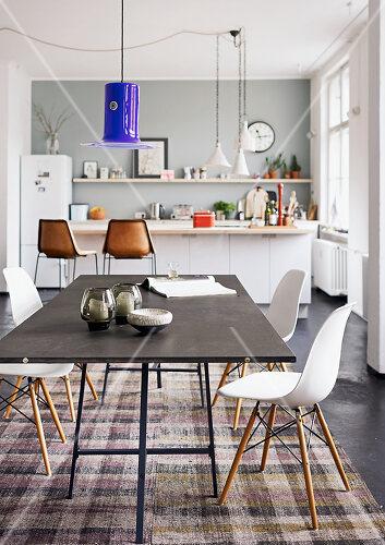 Designer's loft in Berlin