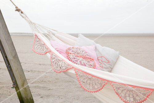 Easy to make accessories for the beach