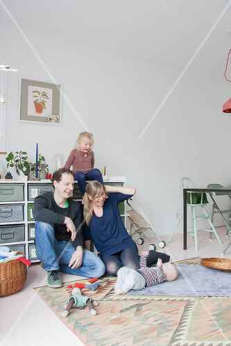 Bright and quirky family home in the Netherlands