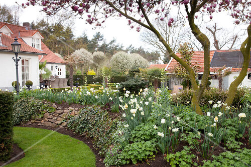 A private garden in Venlo, Holland, is now a national attraction