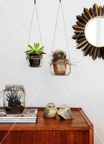Decorative uses for mundane objects