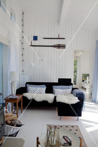 Swedish summer house near Umeå