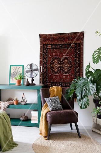 Aysu und ihre Töchter haben ein modernes orientalisches Zuhause in Dordrecht, NL