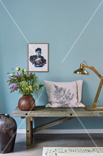DIY home décor tricks with a little help from Fern