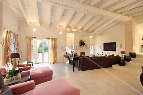 design : wohnzimmer rosa türkis ~ inspirierende bilder von ... - Wohnzimmer Rosa Turkis