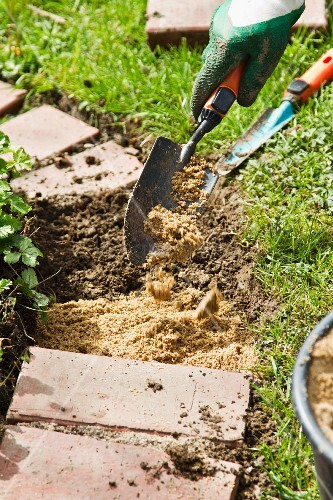beeteinfassung selber machen – msglocal, Garten ideen