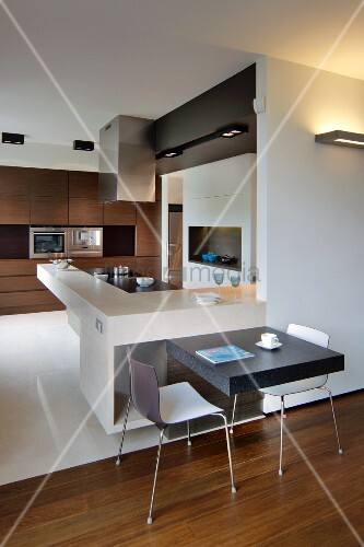 L shaped kitchen counters with breakfast bar and for L shaped breakfast bar