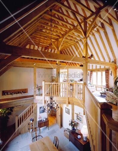 Offene Galerie Wohnzimmer ~ Preshcool.com = Verschiedene Beispiele ... Offene Galerie Wohnzimmer