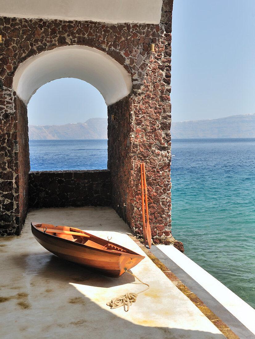 Greek Hideaway