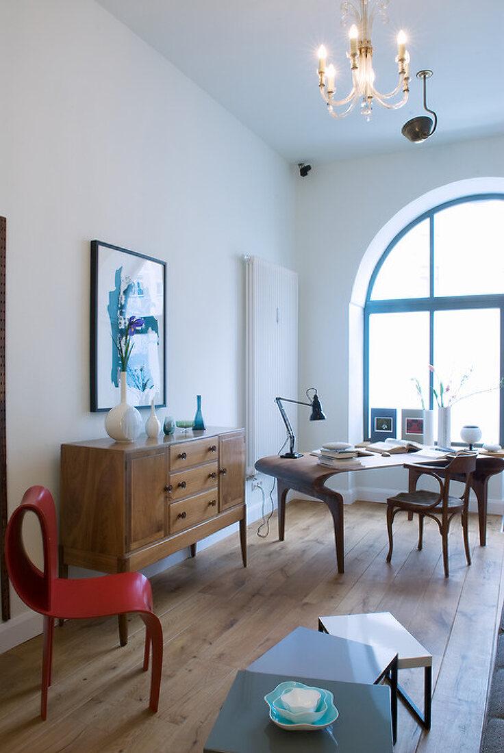 Dänische Designerstube