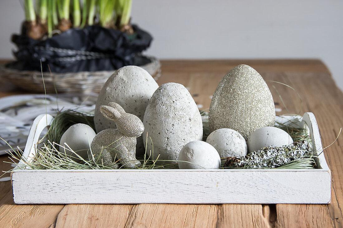 Concrete Eggs