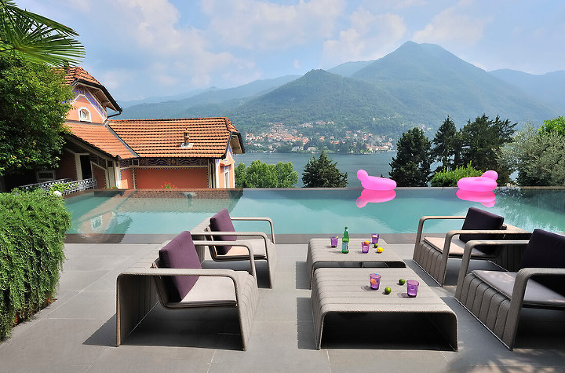 Villa with a View
