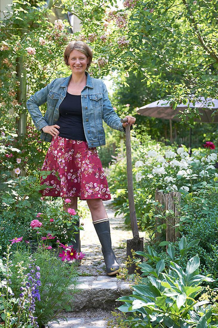 Sarah's Cottage Garden
