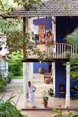 Eine Münchnerin in Goa