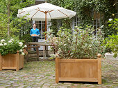Moveable Garden