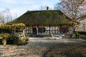 Landhof in Burgund