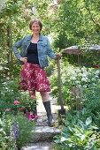 Mein Cottage Garden