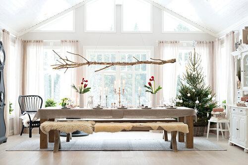 Cozy Christmas Feast