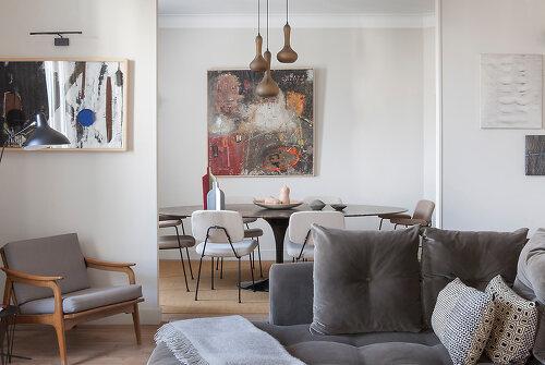 A Parisian Renovation
