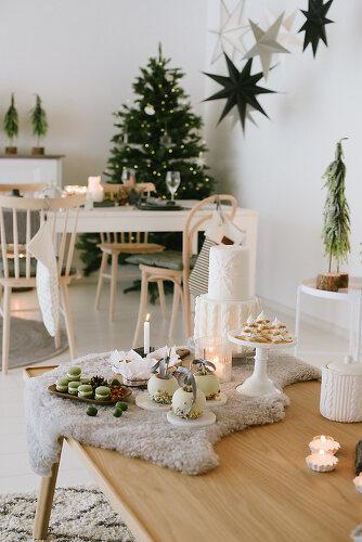 Christmas, Scandinavian Style