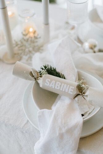 Shimmering White