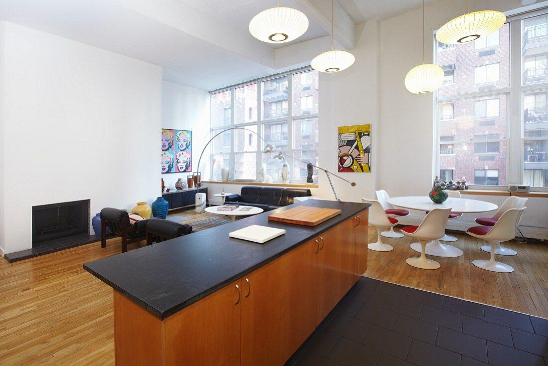 City Apartment Interior