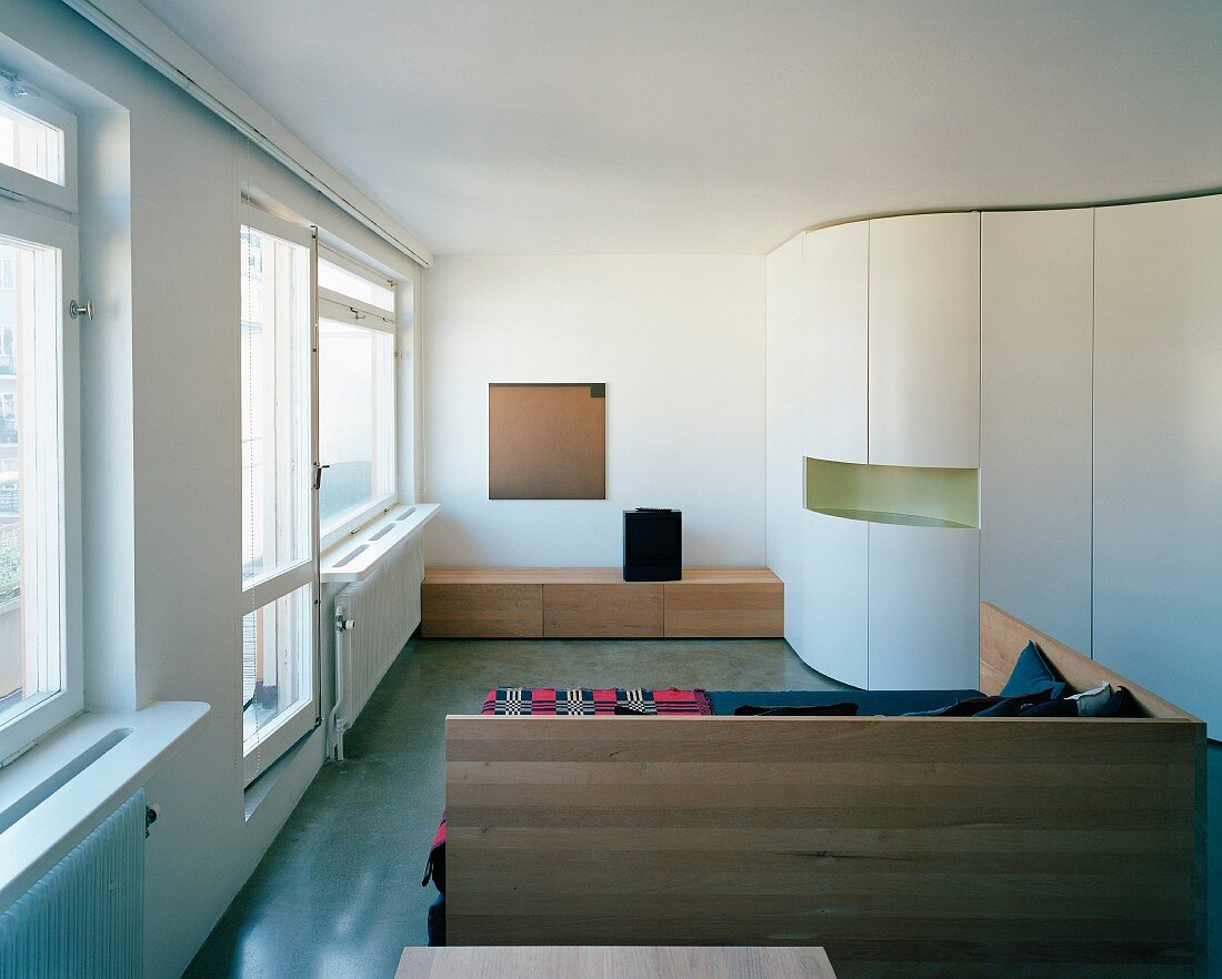 Furniture in an Apartment.
