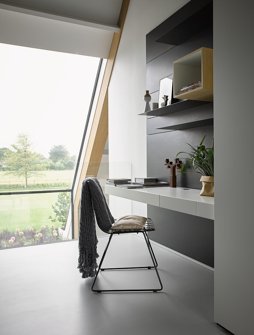 Schreibtisch An Der Wand 2021