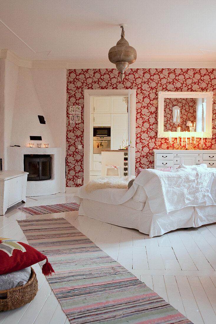 Wohnzimmer Im Skandinavischen Bild Kaufen 12343892 Living4media