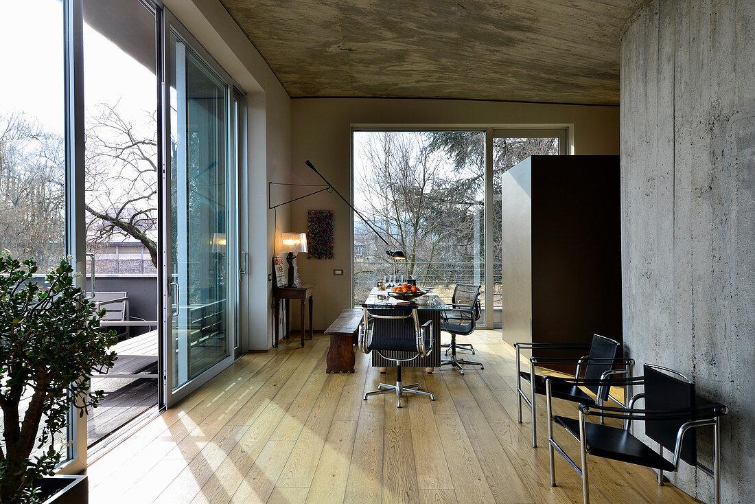 Masculine Designer Interior With Buy Image 12598098 Living4media