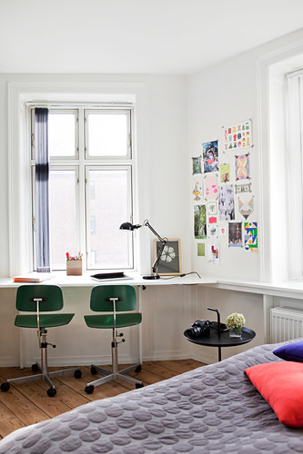 Schreibtisch Vor Fenster 2021