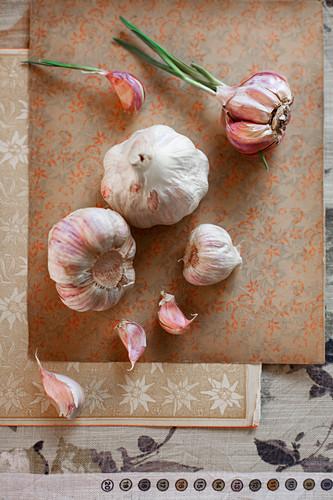 Garlic Bulbs & Clove