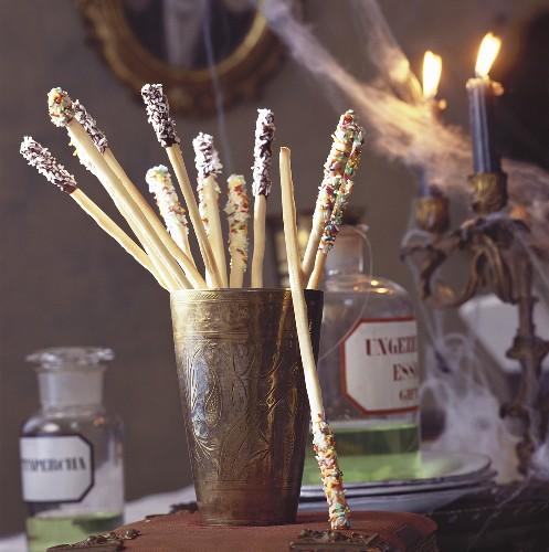 Magic wand nibbles