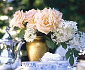 Beautiful Flower Arrangement; Centerpiece